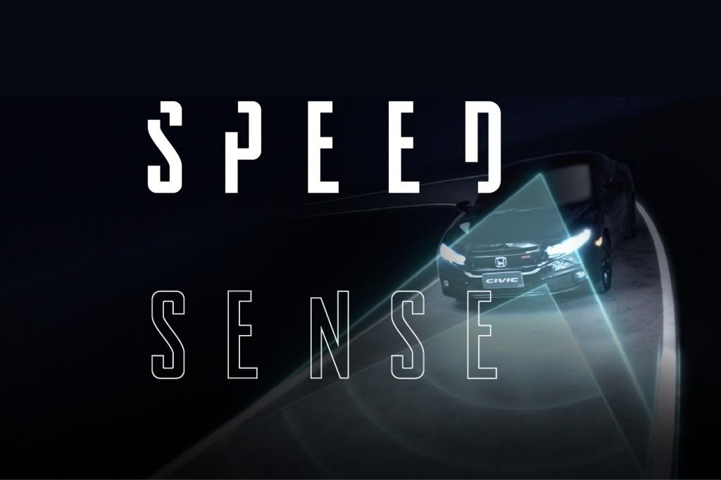 Honda CIVIC SPEEDXSENSE