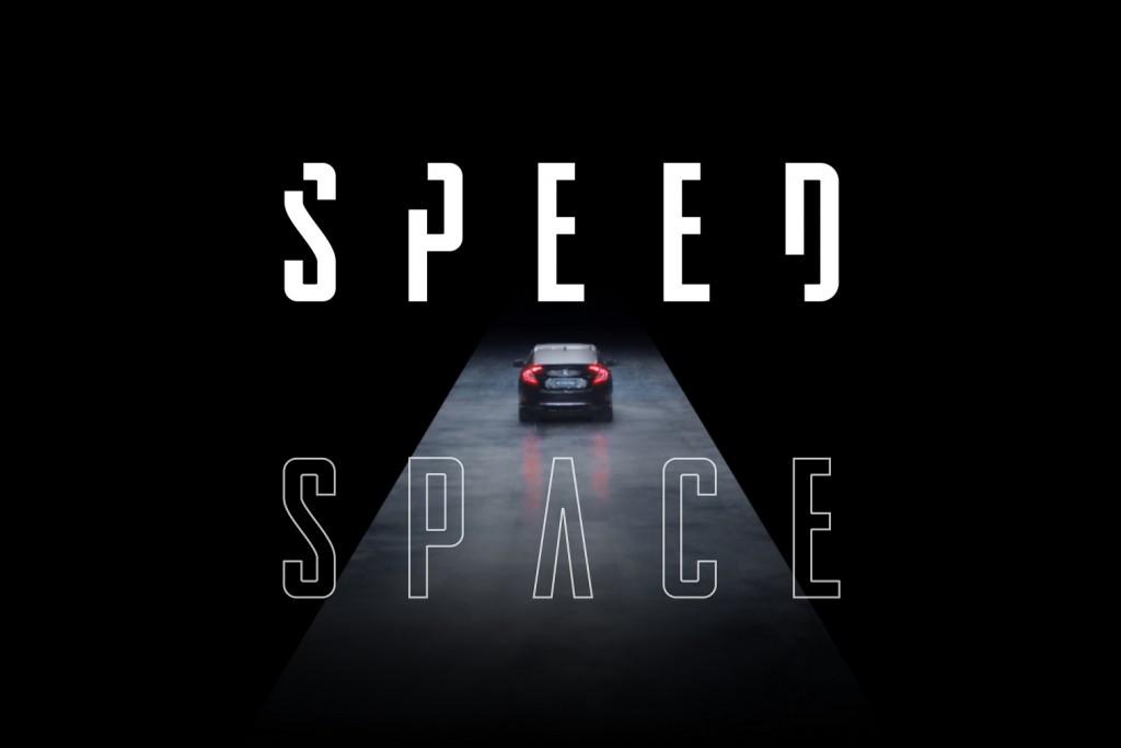 Honda CIVIC SPEEDXSPACE