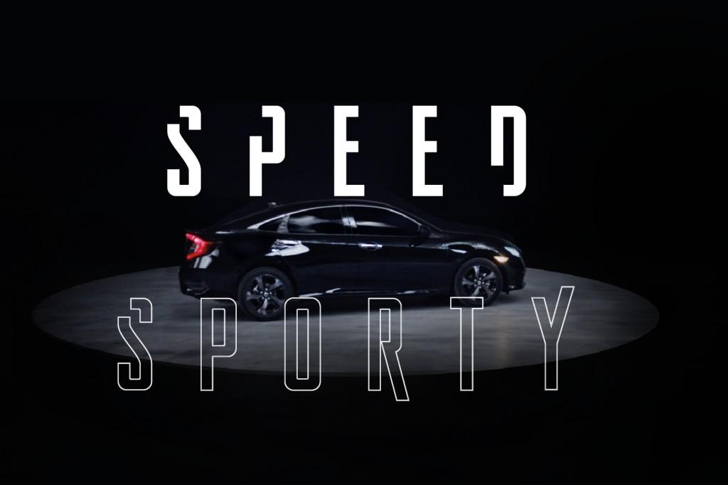 Honda CIVIC SPEEDXSPORTY