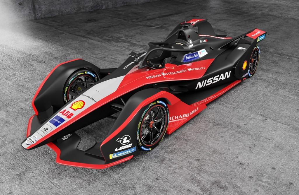 Nissan Formula E livery season six - image 01