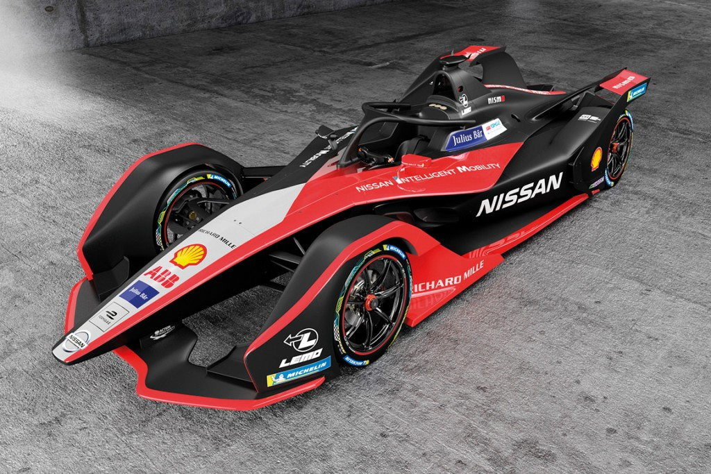Nissan Formula E livery season six - image 01 copy