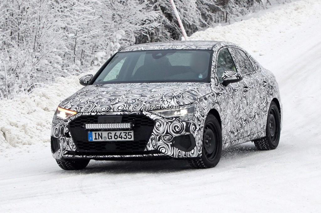 Audi A3 Saloon อีก 1 ทางเลือก.. ในแบบ 4 ประตู