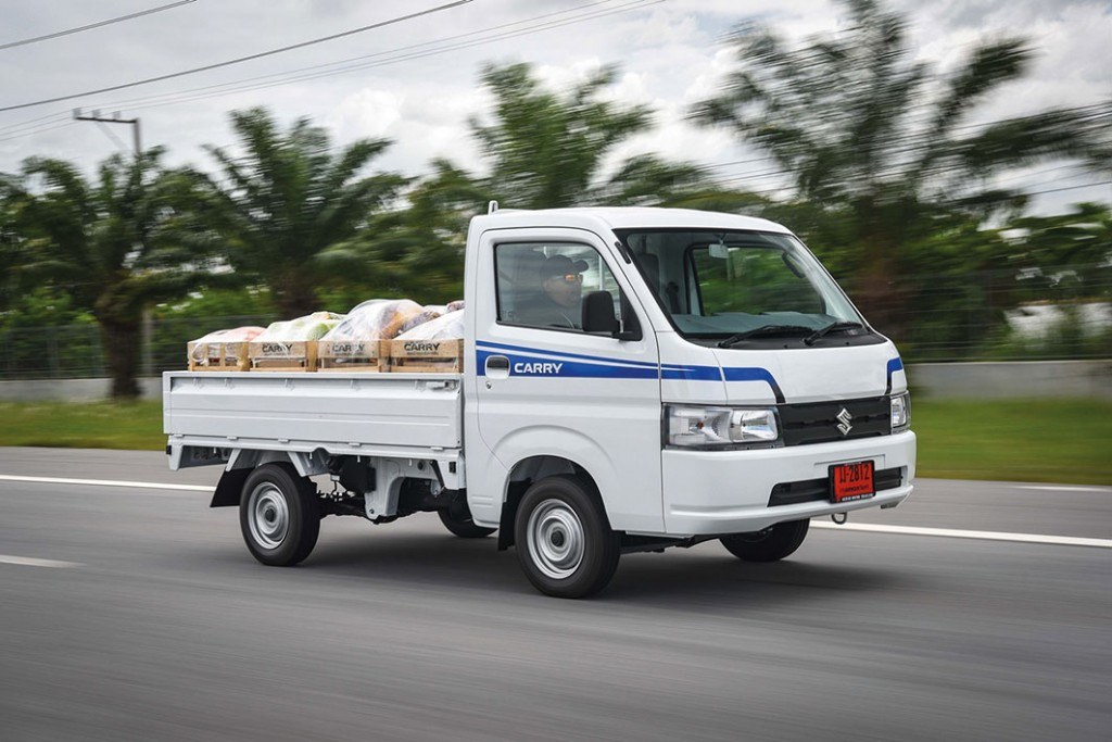 SUZUKI-CARRY