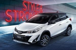 ไม่ธรรมดา.. Toyota Yaris ปรับปรุงเครื่องยนต์เหมือน Ativ เพิ่มทางเลือกชุดตกแต่ง Yaris Cross เสริมมาดตัวลุย ยกความสูงขึ้นอีก 30 มม. !! (ราคา 35,000 บาท)