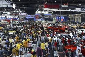 """""""Motor Expo 2019"""" แรงถึงวันสุดท้าย  เก๋งเล็กยืนหนึ่ง เอสยูวี รถหรู ยิ้มได้"""