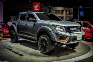 รอลุ้นเข้าไทย Nissan Navara N-Trek Warrior พบตัวจริงที่งาน Motor Expo 2019