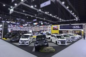 BRG ยกทัพรถหรู ร่วมงาน Motor Expo 2019