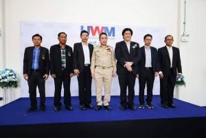 กลุ่มบริษัทยูนิไทย เปิดให้บริการธุรกิจใหม่ด้านการรื้อถอน ทำความสะอาดอุปกรณ์ที่ใช้ในกิจการปิโตรเลียม