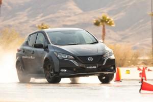Nissan จะทำให้การขับขี่ EV เป็นเรื่องสนุกด้วย e-4ORCE AWD