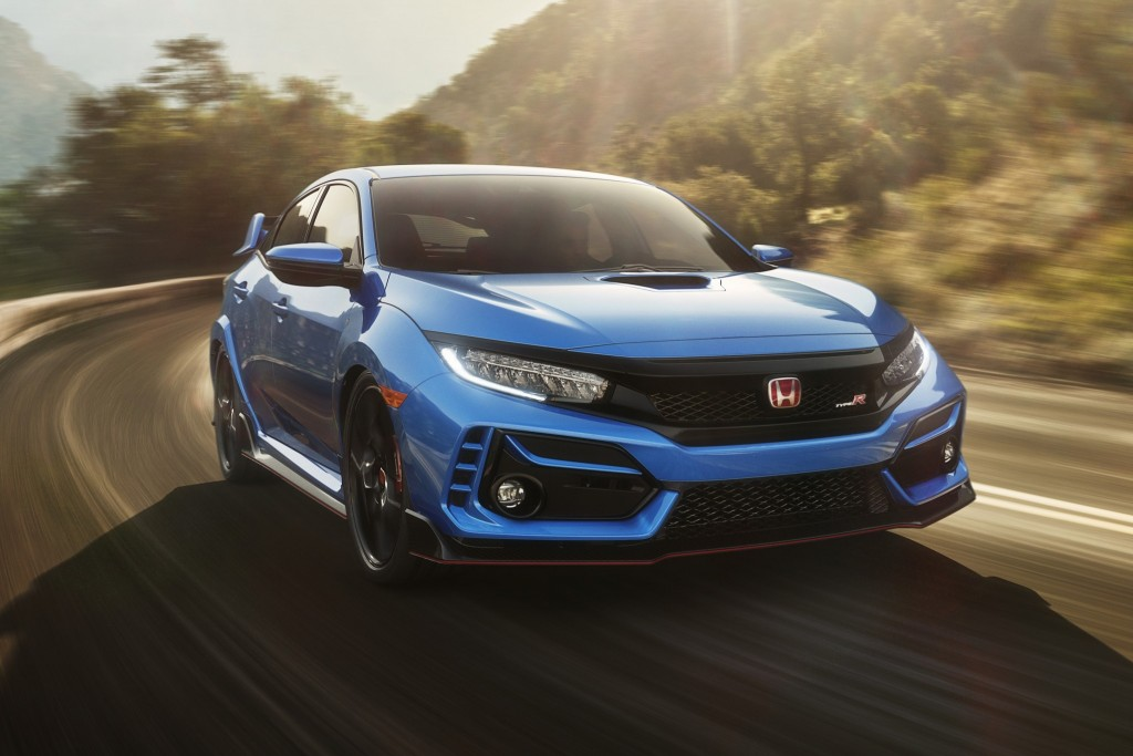 01 2020 Honda Civic Type R r1
