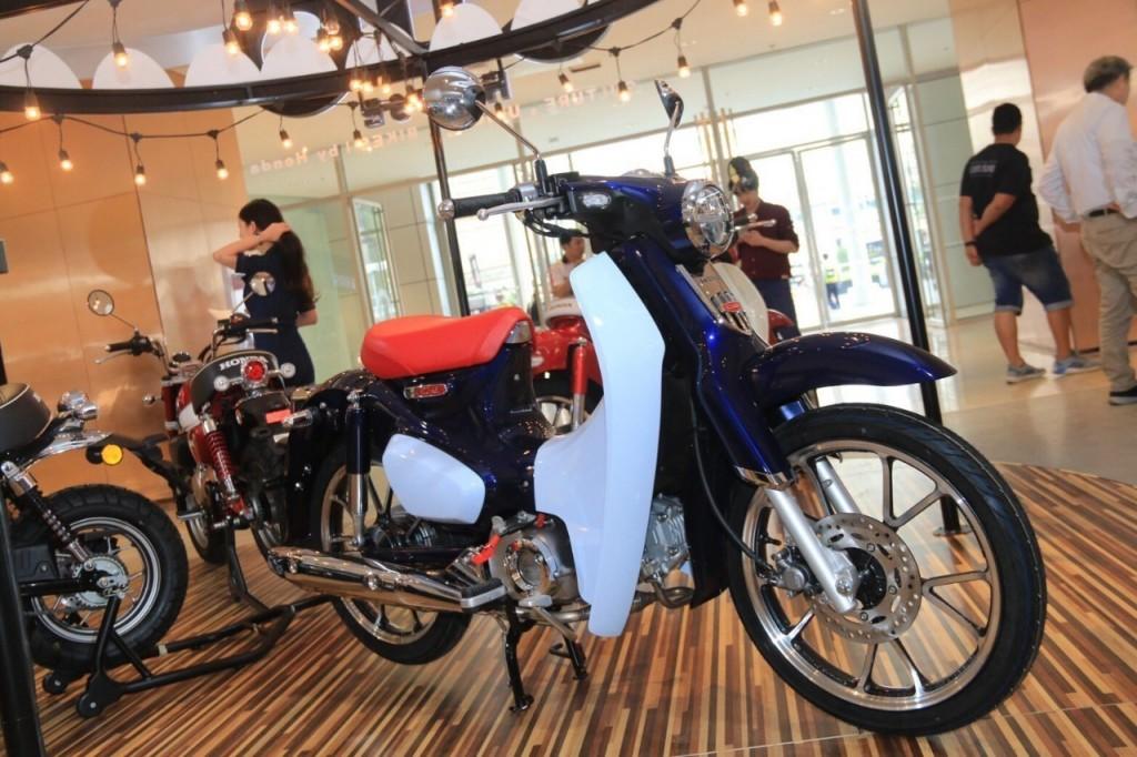 CUB House @ Bangkok motorbikefest_200116_0004