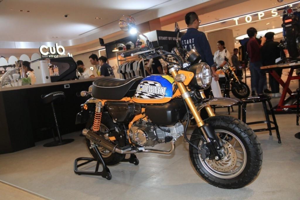 CUB House @ Bangkok motorbikefest_200116_0010