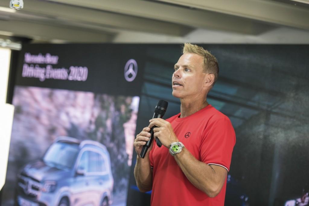 05บรรยากาศMercedes-Benz Driving Events 2020