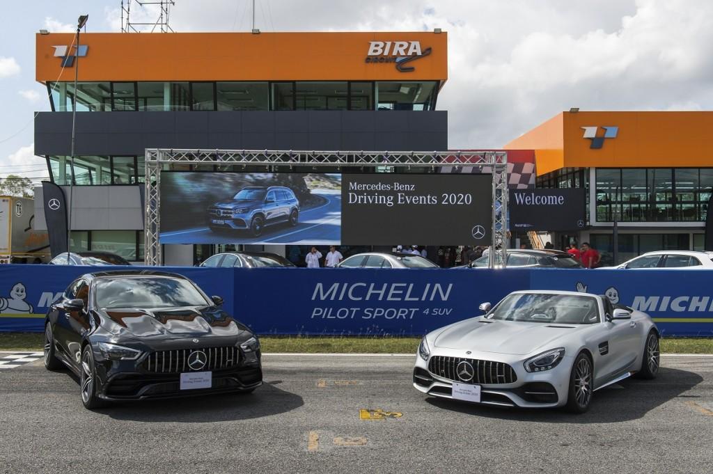06บรรยากาศMercedes-Benz Driving Events 2020