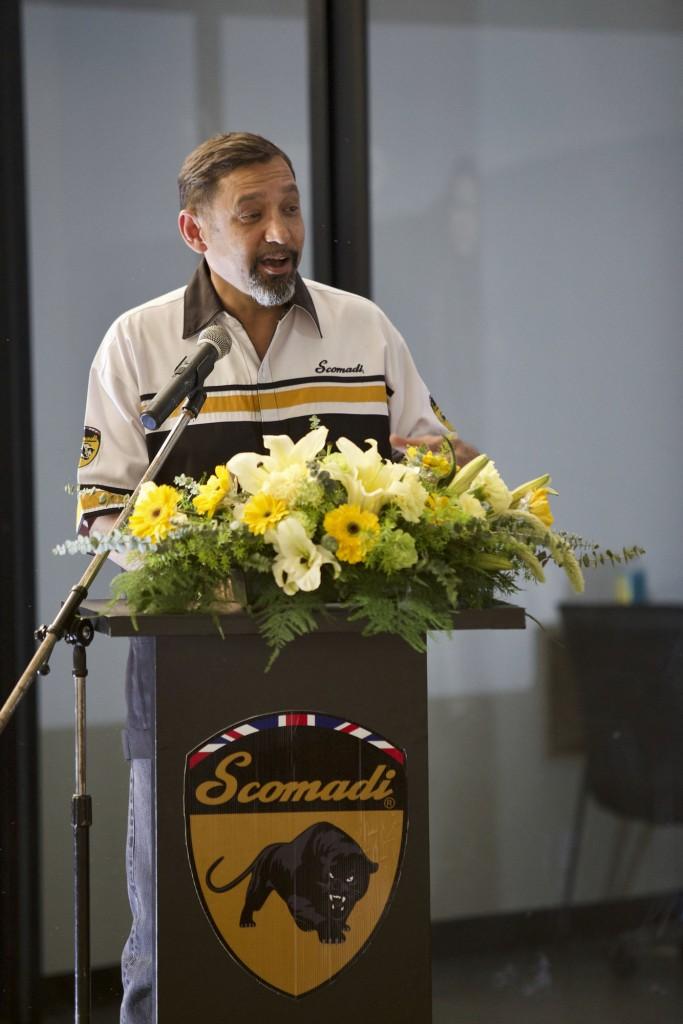 07 - Scomadi New Factory (คุณเจมส์ ริชาร์ด อมตวิวัฒน์)