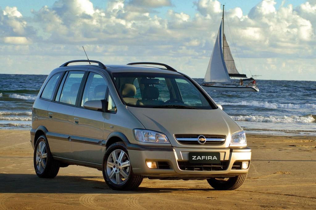 Chevrolet Zafira Elite 2009. X09CH_ZA005BR  (Brasil)