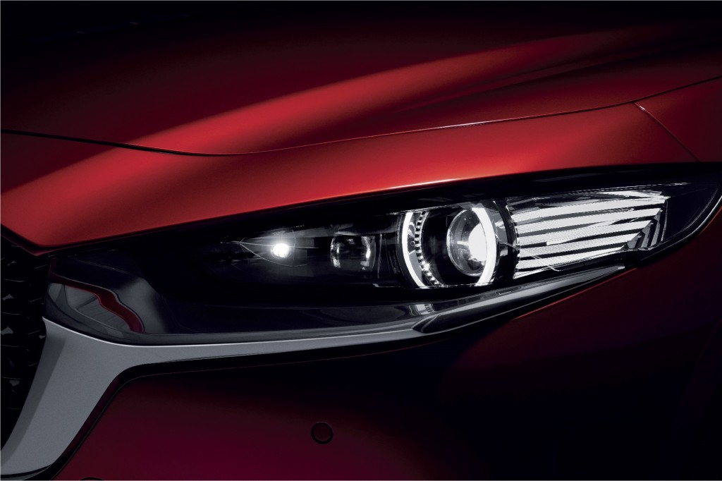 Adaptive LED Headlamps