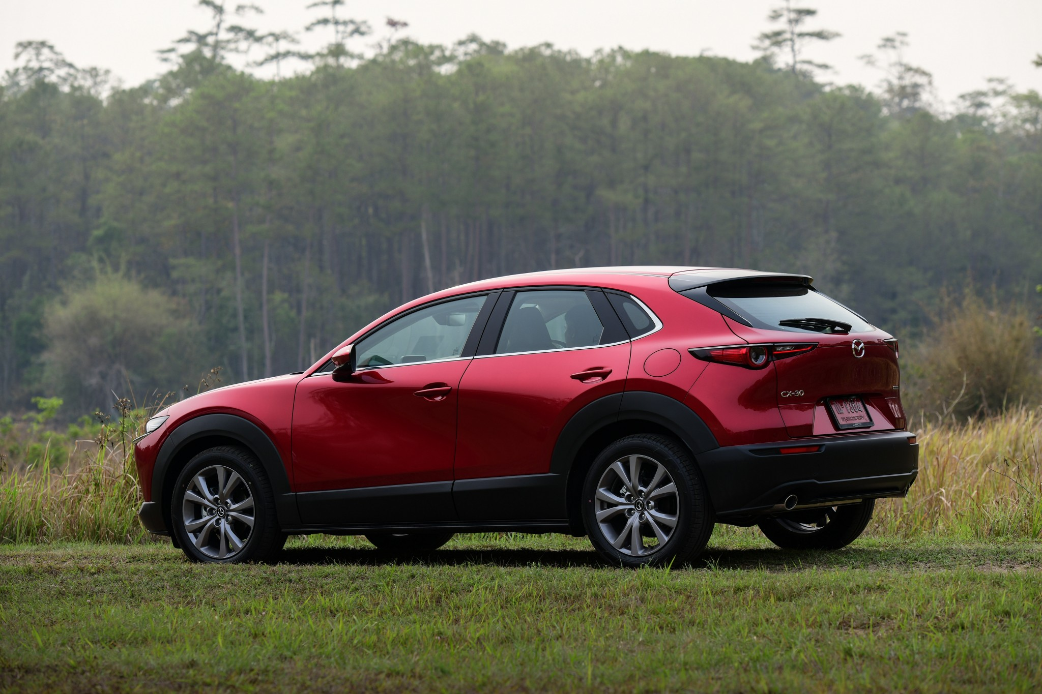 All new Mazda CX-3-142