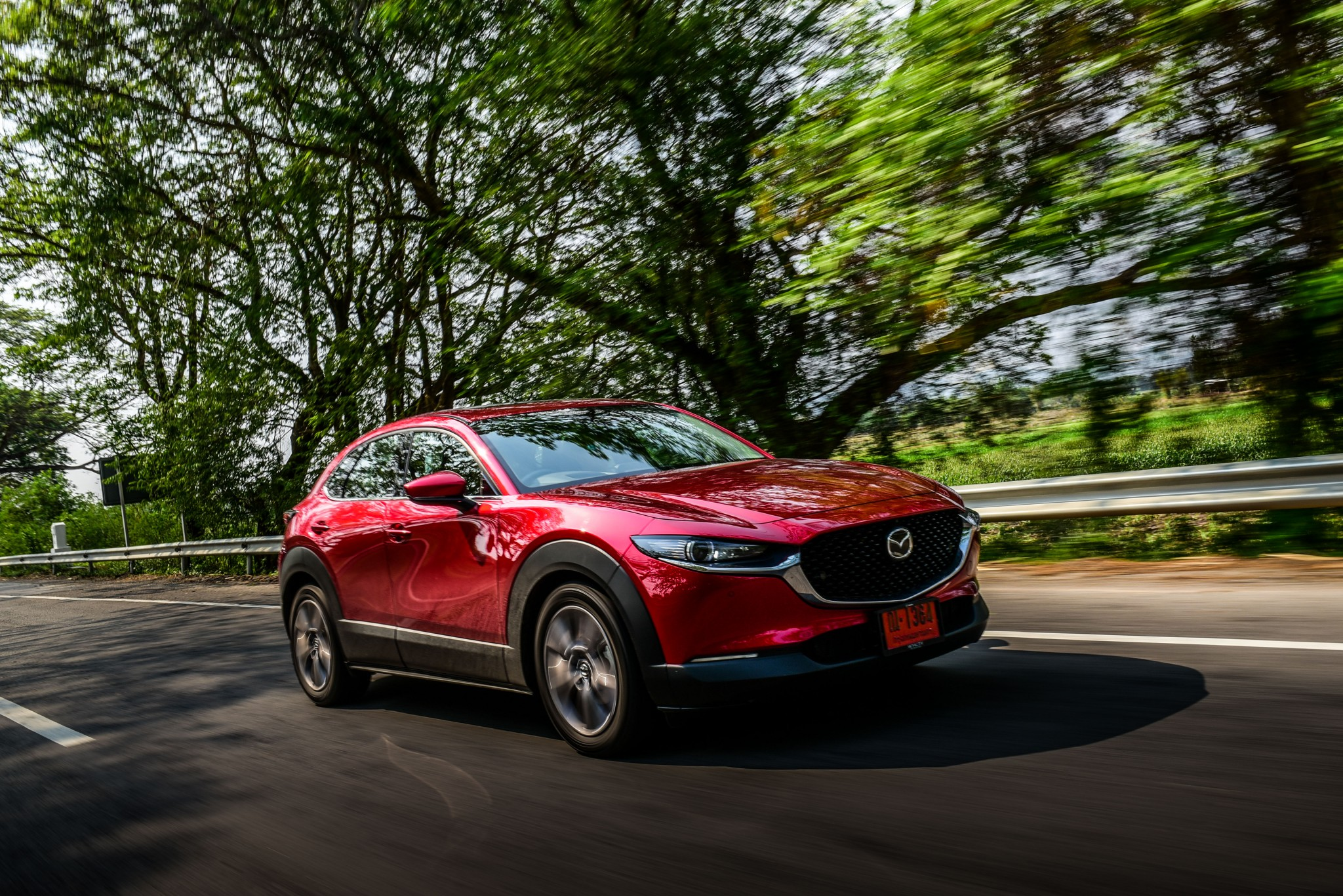 All new Mazda CX-3-276