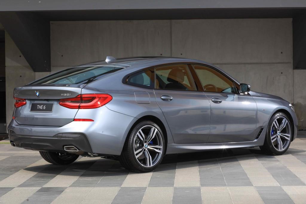 BMW 630i GT M Sport (9)