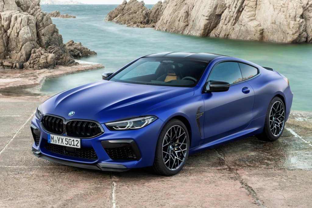 BMW M8 Competition Coupe (4) (2)