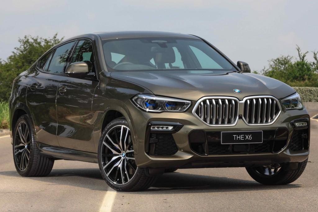 BMW X6 xDrive30d M Sport (12)