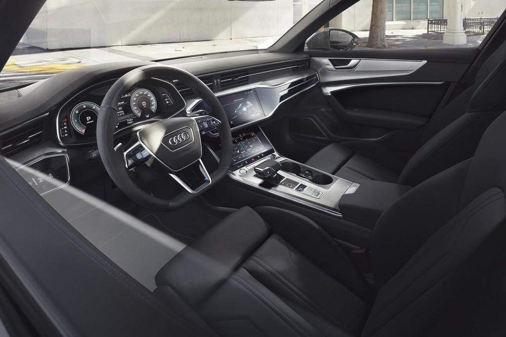 The New Audi A6 Avant 40 TFSI_ภายใน_04