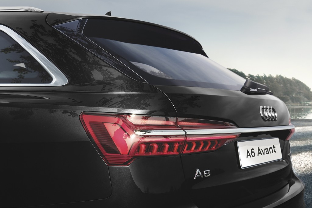 The New Audi A6 Avant 40 TFSI_02