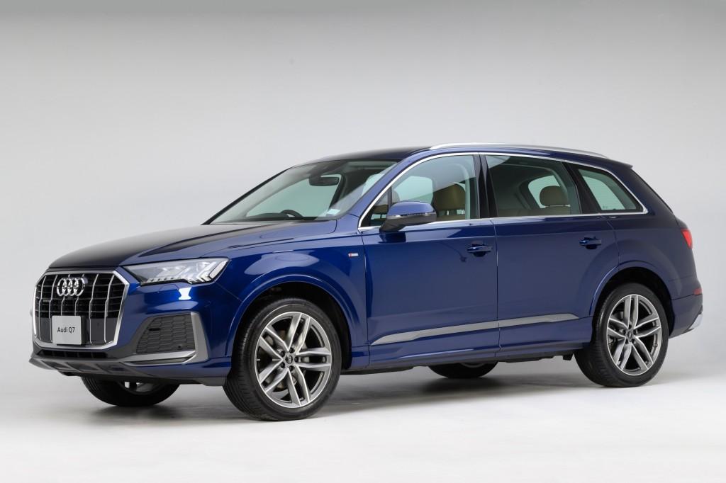 The New Audi Q7 45 TDI quattro S line_01