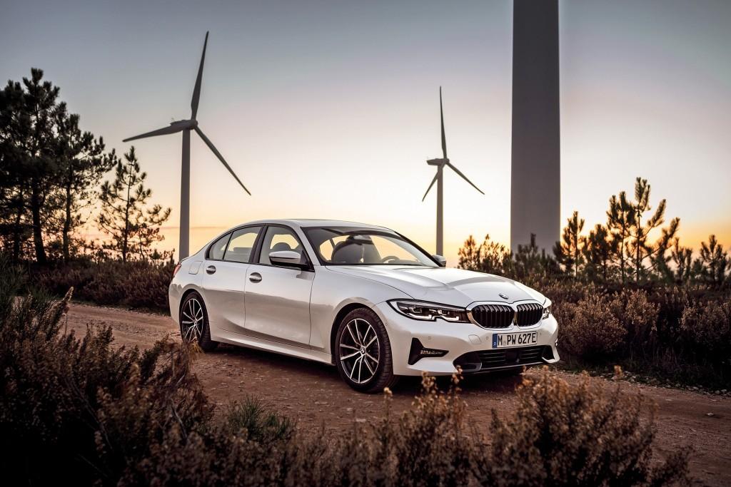 BMW 330E copy