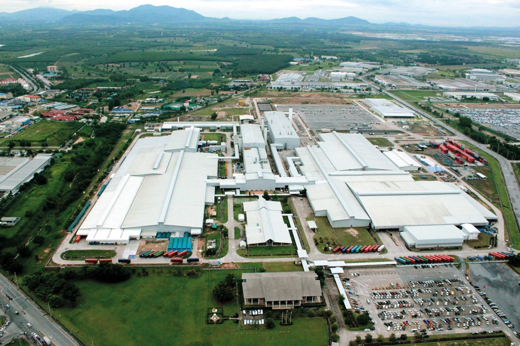 "Bird's eye view of GM plant in Rayong. : ¿""æ¡ÿ¡ Ÿß¢Õß'√ßß""π®'‡ÕÁ¡∑'Ë ®. √–¬Õß : ¿""æ¡ÿ¡ Ÿß¢Õß'√ßß""π®'‡ÕÁ¡∑'Ë ®. √–¬Õß  (Thailand)"