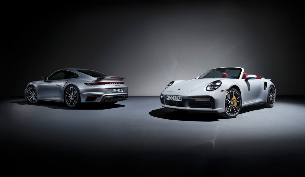 PORSCHE 911 TURBO S copy