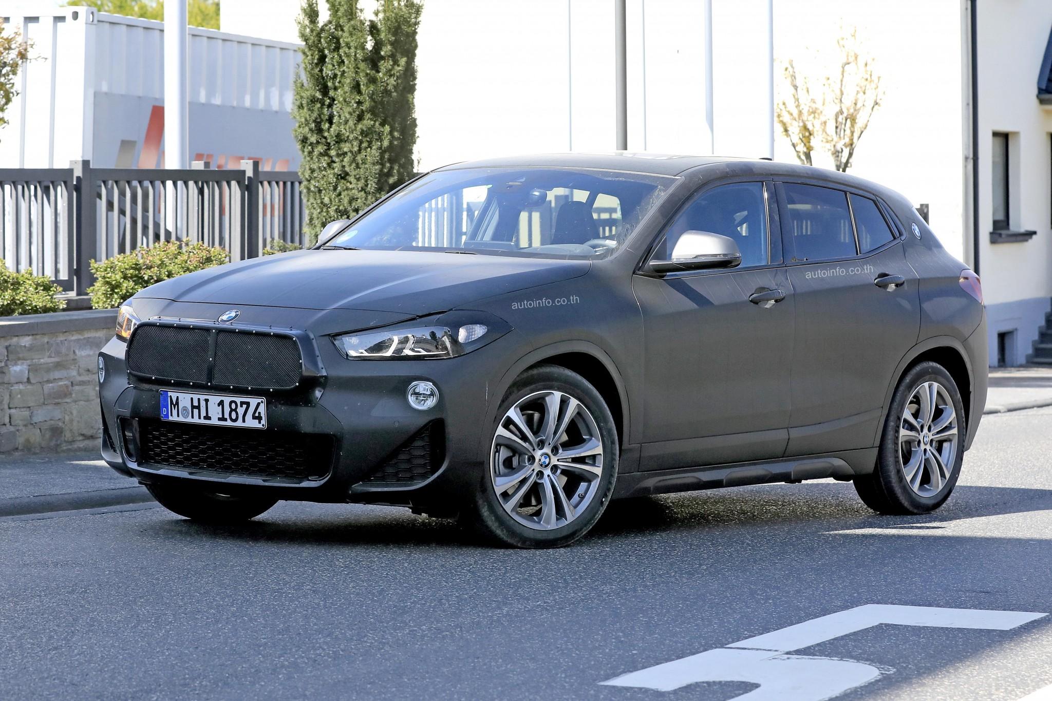 w BMW X2 Facelift 004