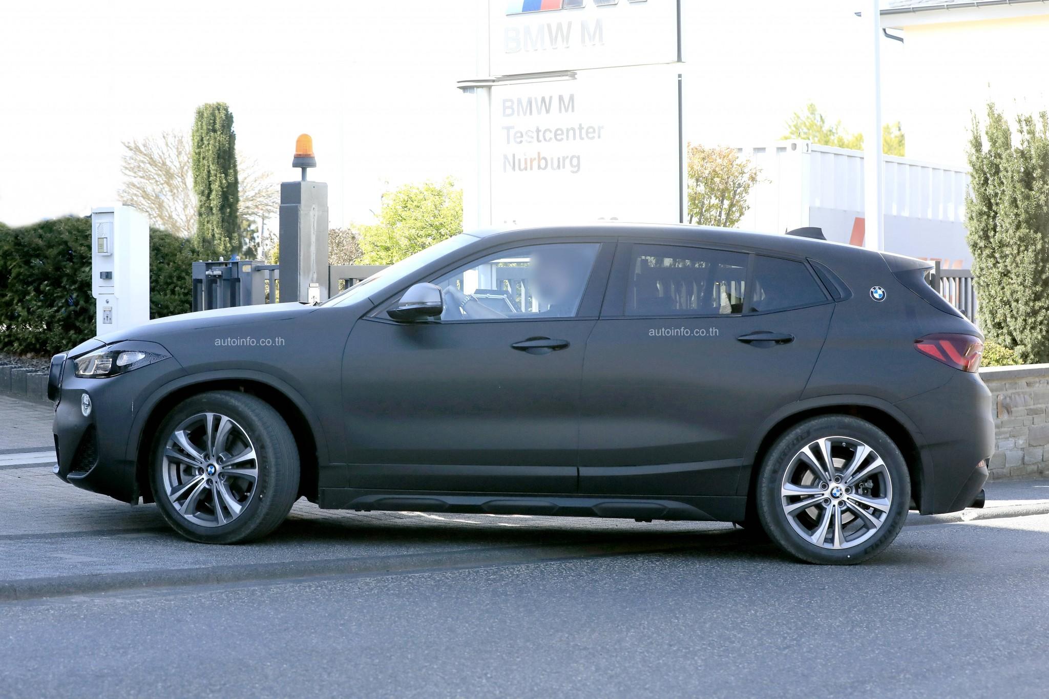 w BMW X2 Facelift 006