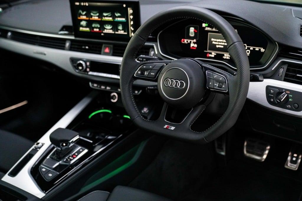 The New Audi A5 Coupé  45 TFSI_ภายใน_04