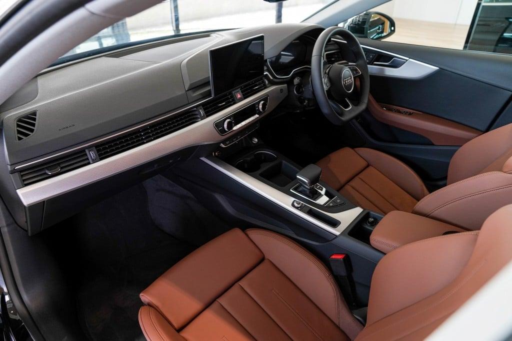 The New Audi A5 Sportback 40 TFSI_ภายใน_02