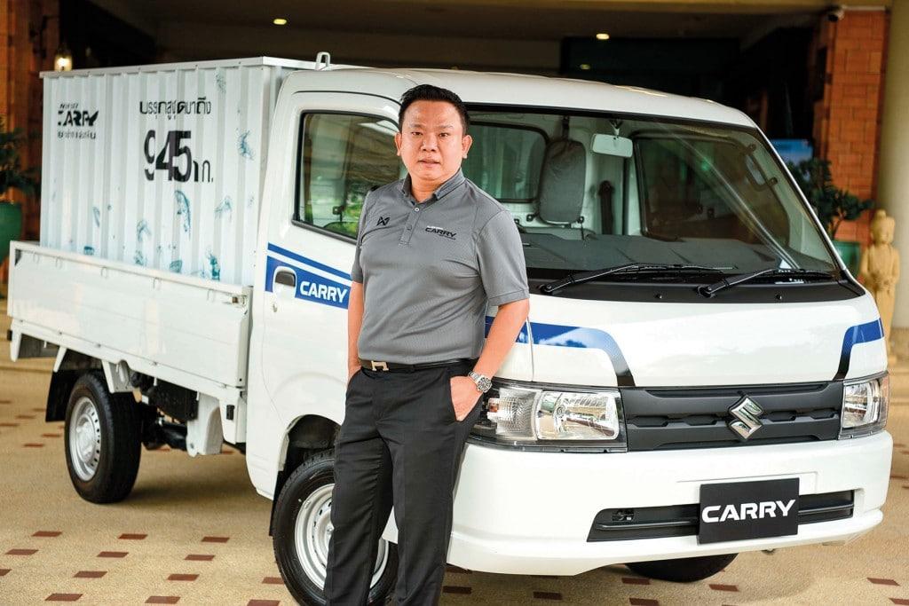 """6.SUZUKI เปิดโครงการ """"รถยนต์ซูซูกิปันสุข"""" copy"""