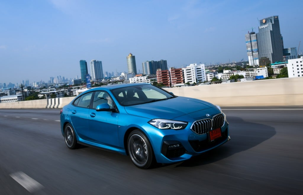 BMW 218i Gran Coupe M Sport (5)