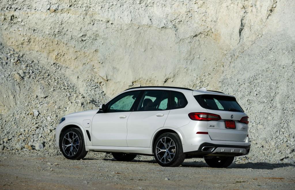 BMW X5 xDrive45e M Sport (27)