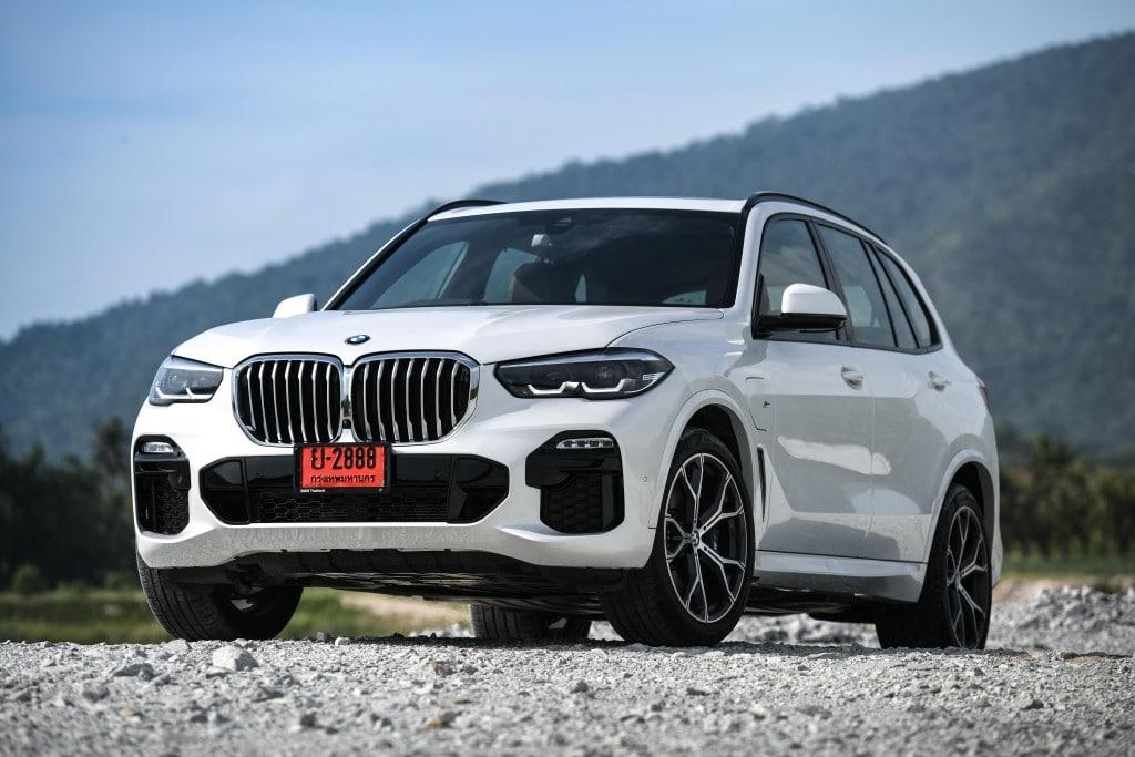 BMW X5 xDrive45e M Sport (50)