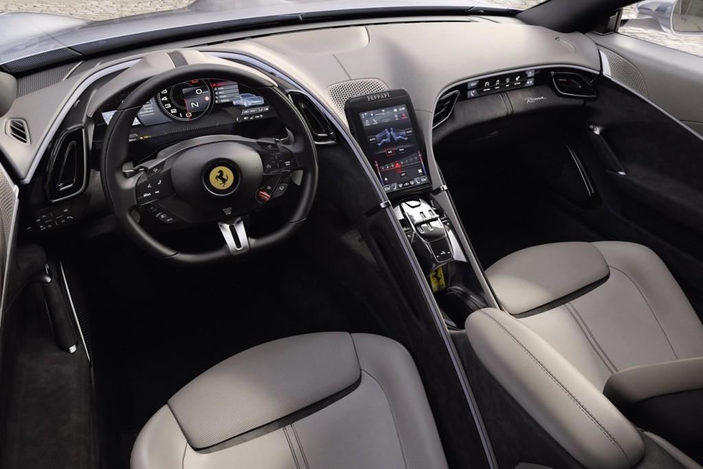 Ferrari Roma Cavallino Motors (3)