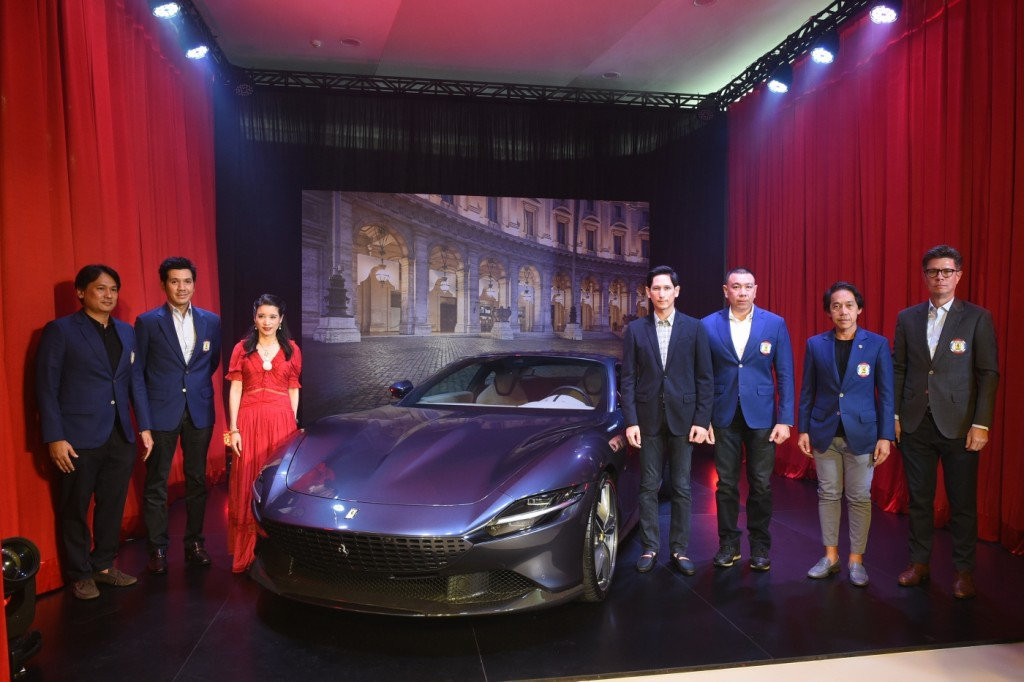 Ferrari Roma Cavallino Motors Open (2)