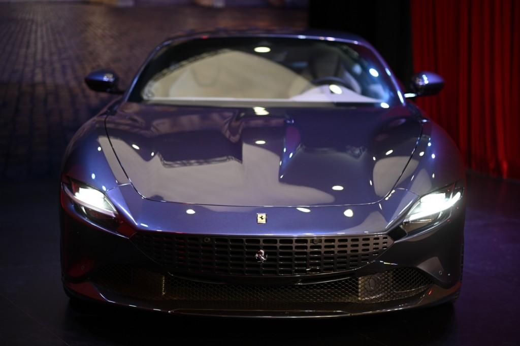 Ferrari Roma Cavallino Motors Open (3)