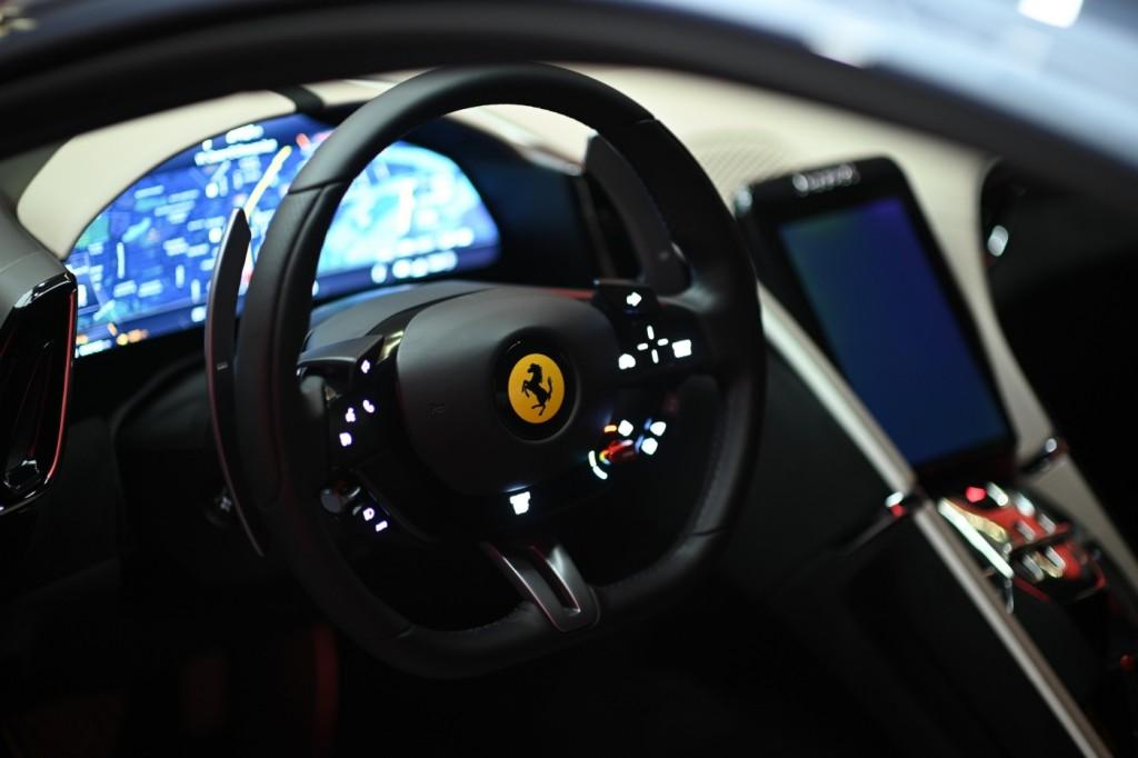 Ferrari Roma Cavallino Motors Open (6)