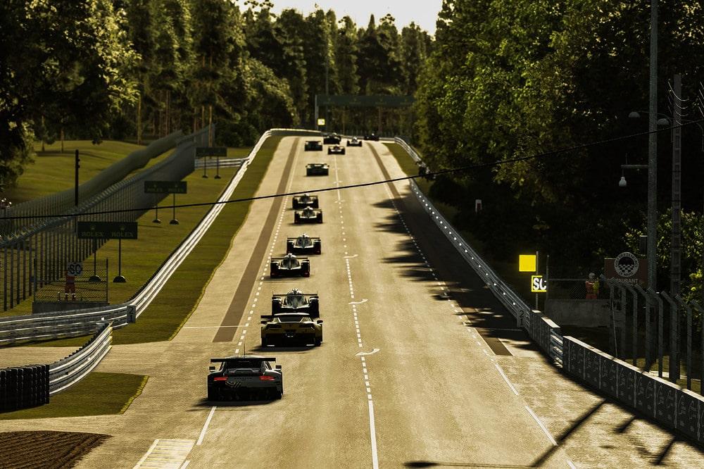 M20_1789 Porsche 911 RSR, Porsche Esports Team (#93), Nick Tandy (GB), Ayhancan Güven (TR), Joshua Rogers (AUS), Tommy Östgaard (N)