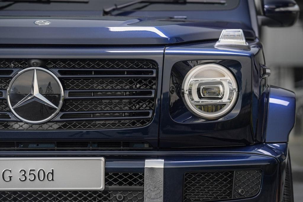 Mercedes-Benz G350d Sport (13)