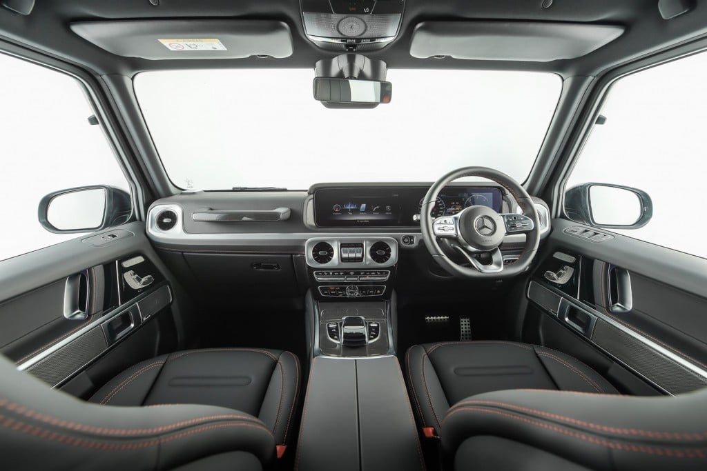 Mercedes-Benz G350d Sport (21)