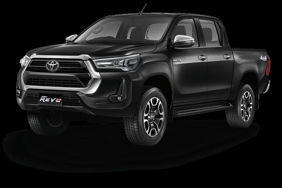 Toyota Hilux Revo Prerunner 4x4 (1)