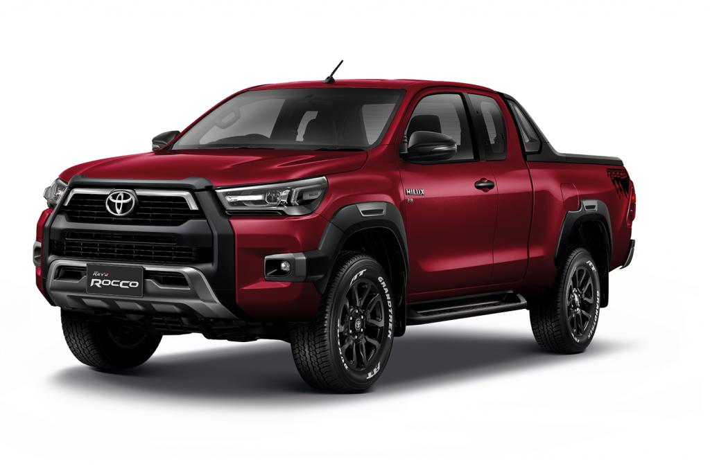 Toyota Hilux Revo Rocco (1)