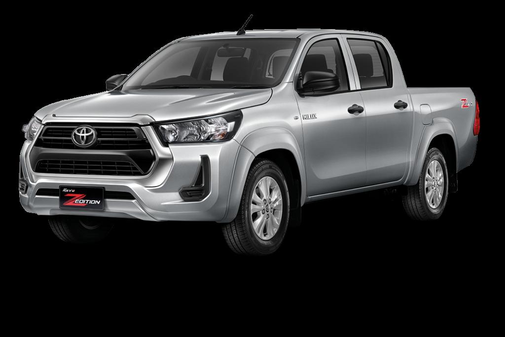 Toyota Hilux Revo Zedition (1)